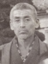 The founder, Jisaku Omura