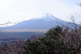 マウント富士からの富士山